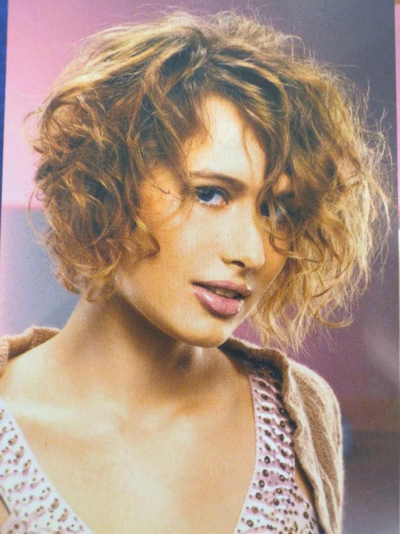 Modele coiffeur visagiste